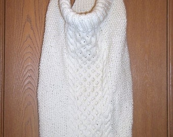 Cable Knitted Dog/Cat Sweater