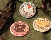 mahou shoujo sailor moon cardcaptors madoka magica pins