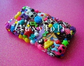 Custom Rock Brights Style Decoden Phone Case
