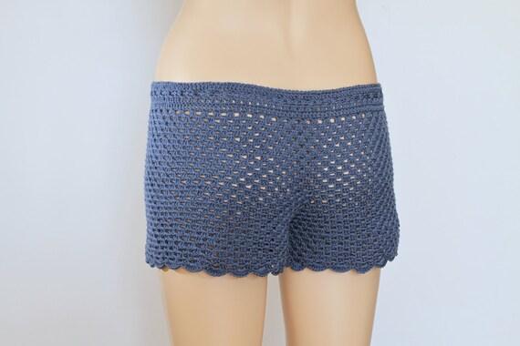 Lace shorts pattern Shorts crochet pattern Girls shorts ...