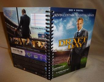 Draft Day DVD Sleeve Notebook