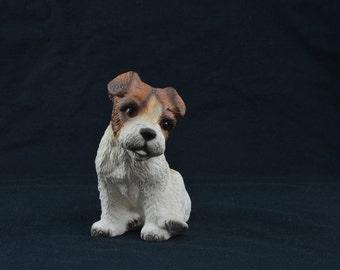Global Art Terrier Dog Figurine