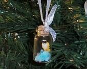 Breaking Bad Christmas Ornament Bottle full of Breaking Bad Real Prop Fake Meth Mini Charm