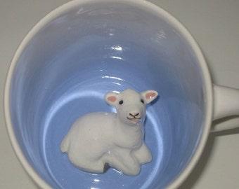 Lamb Surprise Mug (Made to Order)
