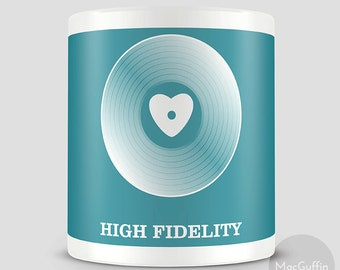 High Fidelity mug (Made to order)