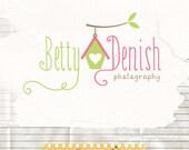 Sweet premade logo - Photography logos - Business branding