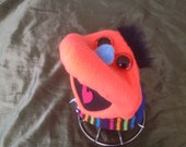 Simple Sock Puppet: Fred