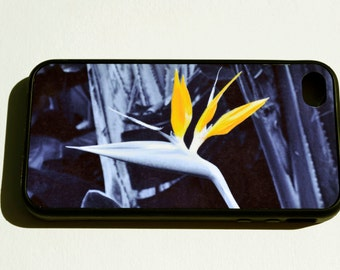 SALE* Blue bird of paradise photo iphone cover 4/4s