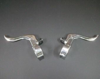 bicycle brake levers ( pair )