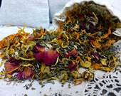 Trio of Chicken Nesting Box Dried Herbs for Hens Aromatherapy Organic Herbal Blend Bye Bye Bugs Repel Insects Mint Lavender Rose 3 Sachets