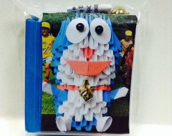 3D Origami Doraemon  Kit
