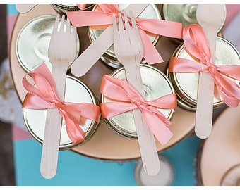 30 Tiny Pies for Baby Shower Favors