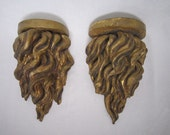 French Flame Sconces