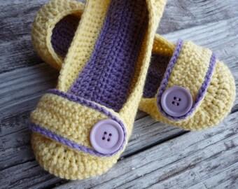 Women's Custom Made Slippers