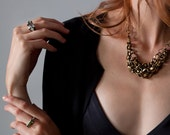 Brass Marine Chain Necklace