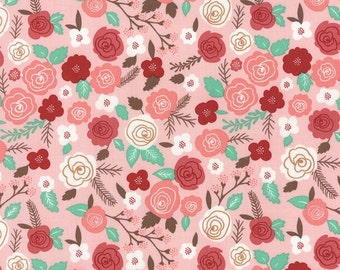 Moda - Into the Woods by Vaness Goertzen - Floral - Pink