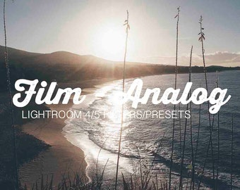 Film / Analog Presets/Filters by SAMANTHEEYO