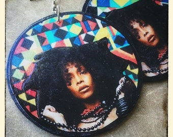 Sista Erykah earrings