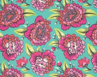 Elizabeth - Astrea in Tart - Tula Pink for Free Spirit Fabrics - PETP063.TARTX - 1/2 Yard