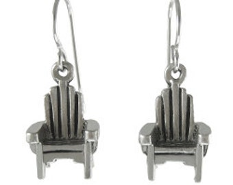 Adirondack Chair Earrings -LT353