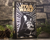 Hollow Book Safe - The Star Wars Trilogy (LEATHER BOUND)
