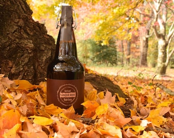 LIMITED EDITION Bourbon Barrel Aged Maple Syrup - ONE Liter