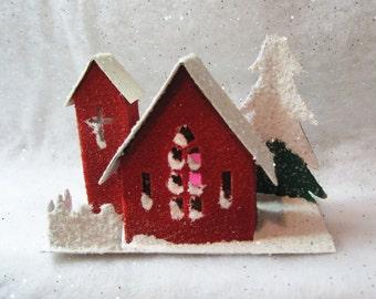 Glitter House Village by Dimestore Village