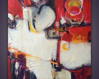 LARGE ABSTRACT  — The Strong & Spirited