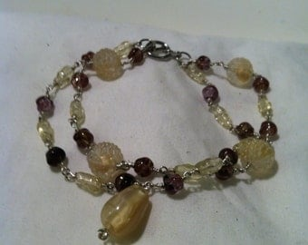 Two Strand Anklet