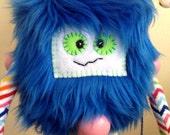Kawaii Plush Stuffed Monster Animal Baby Doll Posable, Bendable Very Soft Toy