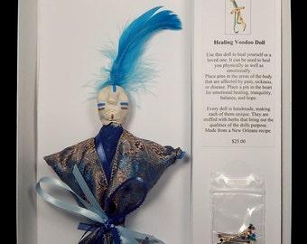 Healing Voodoo Doll