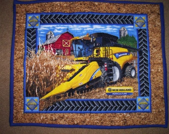 HAND QUILTED Combine Wall Hanging