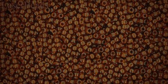 11/0 TOHO seed beads 10g Toho beads 11/0 seed beads Smoky Topaz 11-423 Brown