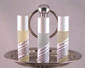 MOISTURIZER & PERFUME OILS - Lavender Chamomile / Rose Patchouli / Ylang Ylang - All Natural Nourishing