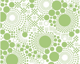 Lime Pop by Riley Blake Designs -  Fat Quarter Cut - Lime Fabric - Cotton Fabric