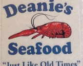 Deanie's Seafood New Orleans Lake Ave. Coaster