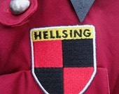 Hellsing Seras Victoria Cosplay Iron On Patch