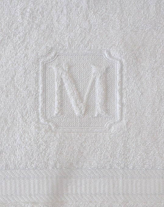 Victorian embossed embroidery monogram font instant download