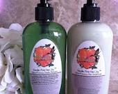 Vanilla Mint Hair Joy Shampoo and Conditioner Ultra Premium Dynamic Duo Set SLS and Paraben free Pura Gioia