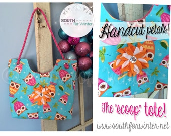 The Small Scoop Tote