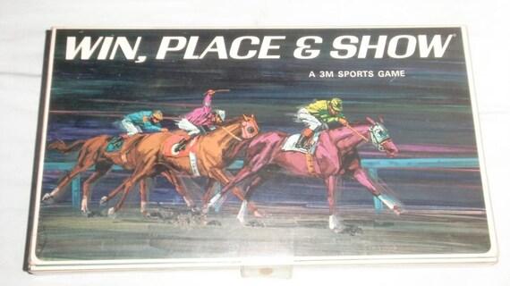 horse racing win place show bets dutching