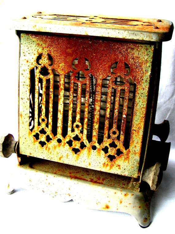 Antique Electric Toasters ~ Antique toaster hotpoint edison by