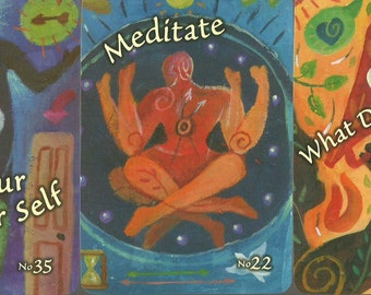 Trust Your Vibes Channeled Oracle Reading - PDF Document