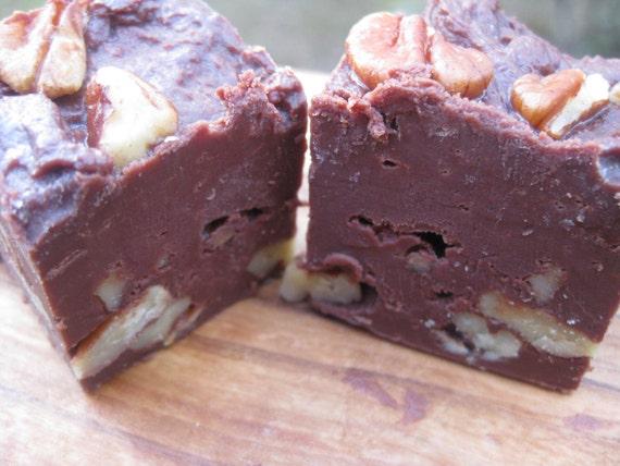 Old Skool Fudge - Chocolate Pecan