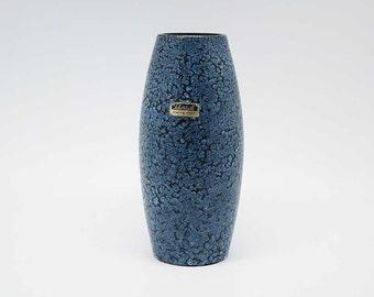 West German Fat Lava vase by Scheurich (522 18)