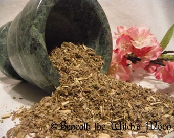Wormwood: Psychic Powers, Calling Spirits, Scrying, Divination, Prophecy, Astral Projection, Protection, Witch, Wicca