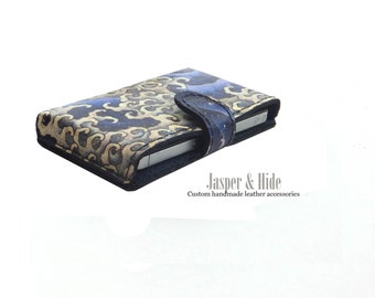 Custom Fit Leather Phone Case- Custom made to fit any phone