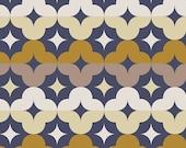 SALE--ATHENA--Aurora Medallions Bronze--Angela Walters for Art Gallery Fabrics--price is per yard
