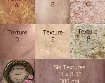 Digital Backgrounds, Digital Textures, Digital Overlays, Digital Paper Pack  8.50 x 11 use vertical of horizontal. No. 1509