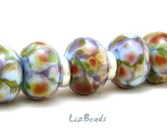 SRA Handcrafted Artisan Lampwork Bead Set - CLOUDBERRIES